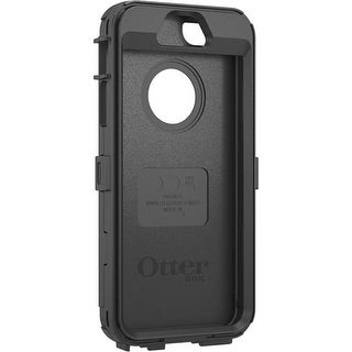 Otterbox 78-35400 OtterBox iPhone 5/5S Defender Series Plastic Shell - iPhone 5, iPhone 5S - Black - Polycarbonate
