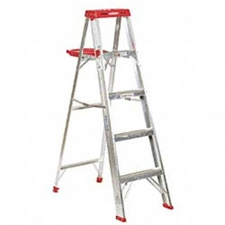 Werner 5ft. Aluminum Step Ladder 355