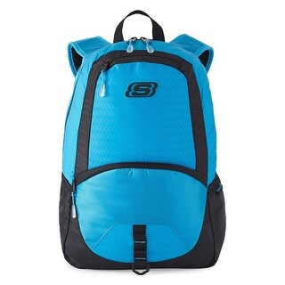 Skechers Overdrive Organizer Backpack Colorblock Padded Straps