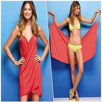 Endless Summer Wrap And Go Bikini Cover Up - one size fits: small - medium - large