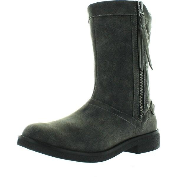 Rocket Dog Womens Tipton Galaxy Fashion Boots - Black