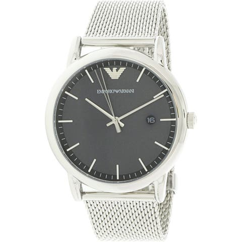480d1e17a10b Emporio Armani Men's Watches | Find Great Watches Deals Shopping at ...