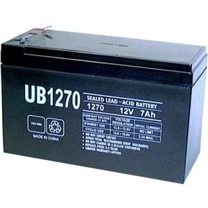 eReplacements UB1270-ER eReplacements UB1270 Battery Unit - 7000 mAh - 12 V DC - Sealed Lead Acid