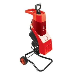 Sun Joe CJ602E-RED 15 Amp Electric Wood Chipper Red