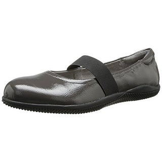 SoftWalk Womens High Point Patent Leather Casual Mary Janes - 8 narrow (aa,n)