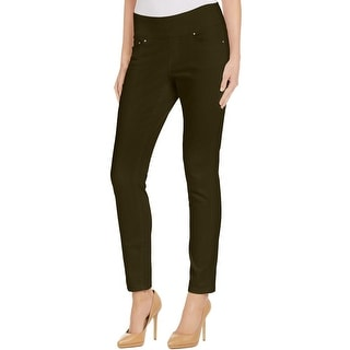 Jag Jeans Womens Nora Skinny Jeans Pull On Jeggings