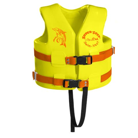 Super Soft U.S. Coast Guard Approved Child's Vinyl Vest