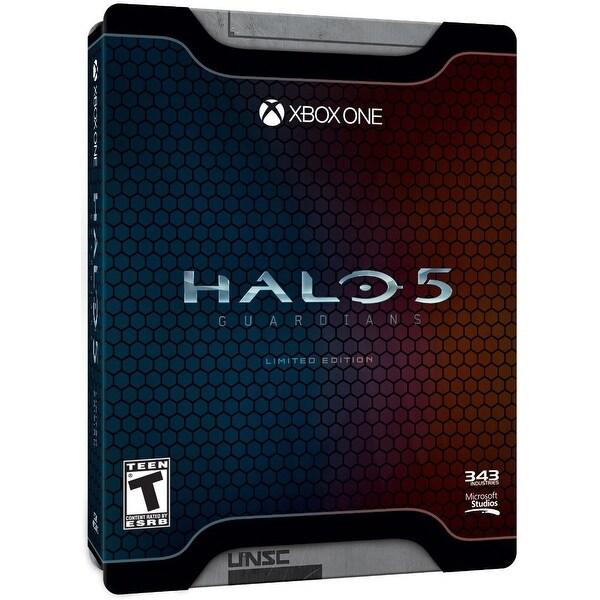 Microsoft Xbox - Cv3-00004 - Halo 5 Limited Edition Xone