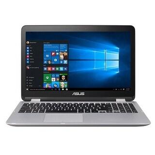 "Manufacturer Refurbished - Asus R518UA-RS51T 15.6"" Touch Laptop Intel i5-7200U 2.5GHz 8GB 1TB Windows 10"