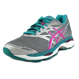 Asics Gel-Cumulus 18 Round Toe Synthetic Running Shoe