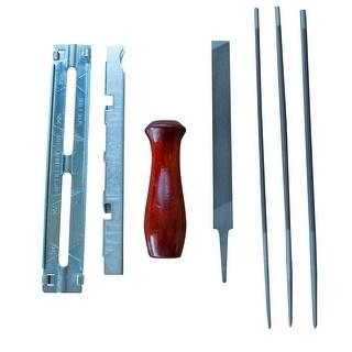 Sportsman Earth Series Multi-Size Manual Chain Saw Sharpening Kit