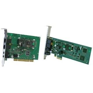 Multi-tech MT9234ZPX-PCIE-NV Multi-Tech MultiModem ZPX MT9234ZPX-PCIE-NV Data Fax Modem - PCI Express - 2 x RJ-11 Phone Line -