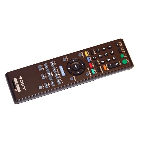 OEM Sony Remote Control Originally Supplied With: BDPBX37, BDP-BX37, BDPS1700ES, BDP-S1700ES, BDPS770, BDP-S770