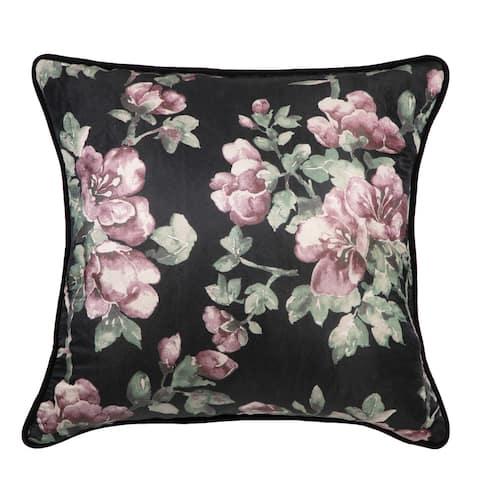 "Arden Selections Home 22"" Throw Pillow - Cecilia Floral"