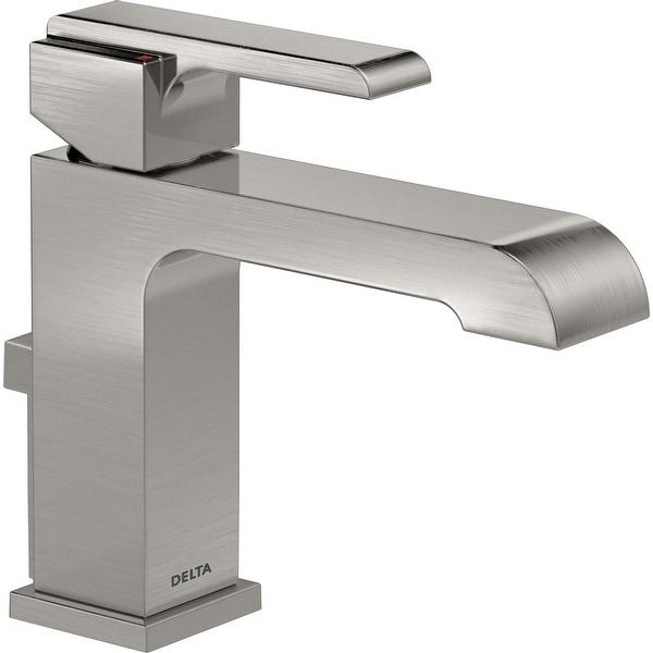 Delta 567LF-MPU Ara 1.2 GPM Single Hole Bathroom Faucet