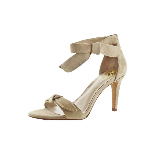 Vince Camuto Womens Camylla Heels Open Toe Stiletto