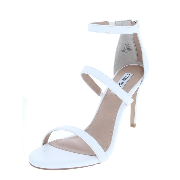4eb6ba772948 Shop Steve Madden Womens Feelya Dress Sandals Strappy Stiletto ...
