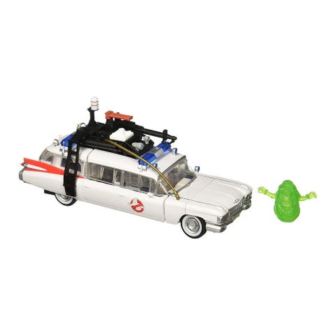 Transformers Generations Ghostbusters 2019 Ecto-1 Ectotron Figure - 7 In