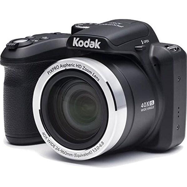 Kodak AZ401BK Point & Shoot Digital Camera with 3 inch LCD (Black)