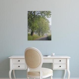 Easy Art Prints Adam Jones's 'Hyatt Lane' Premium Canvas Art