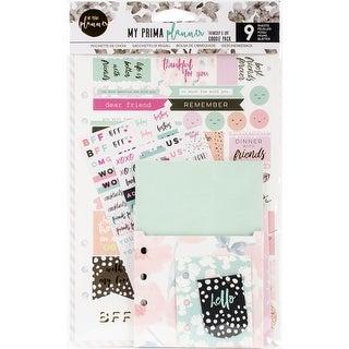 My Prima Planner Goodie Pack Embellishments-Friendship & Love