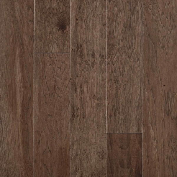 "Mohawk Industries BCE14-HIC Tribal Ridge 6-1/2"" Wide Handscraped Engineered Hickory Hardwood Flooring - Sold by Carton (24.3"