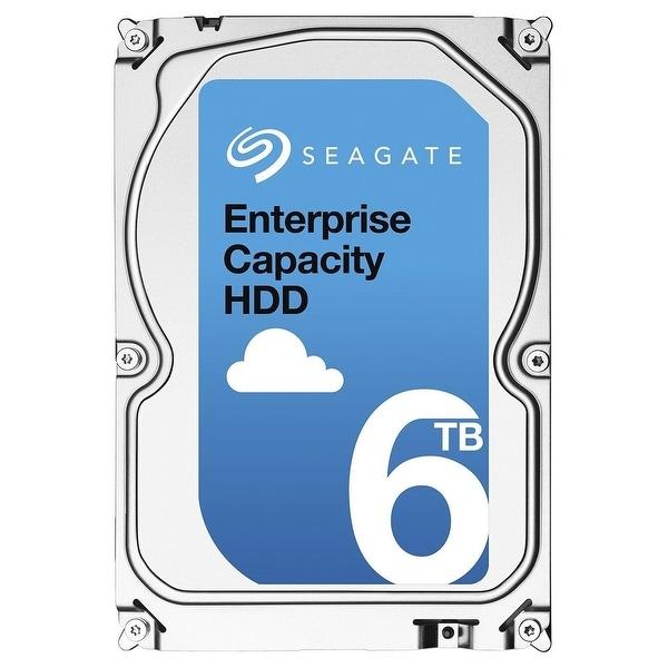 "Seagate St6000nm0105 6 Tb 3.5"" 7200 Rpm Internal Hard Drive"