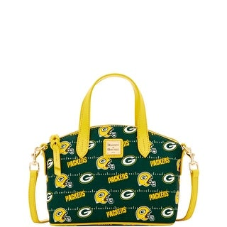 Dooney & Bourke NFL Green Bay Packers Ruby (Introduced by Dooney & Bourke at $168 in Aug 2017)