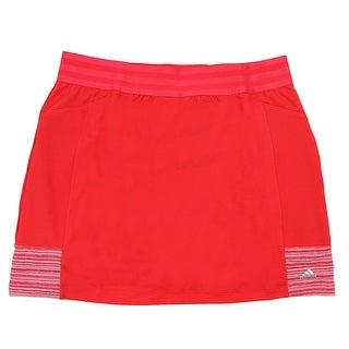 adidas Women's Rangewear Skort - ray red - S