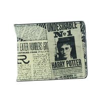 Harry Potter Bi-Fold Wallet - One Size Fits most