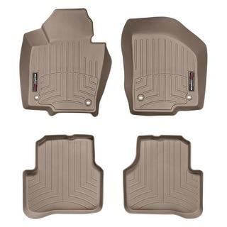 WeatherTech Volkswagen Passat 2006-2007 Tan Front & Rear Floor Mats FloorLiner 458191-451672