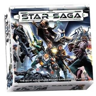 Mantic Entertainment MGCSS901 Star Saga Retail Launch Bundle
