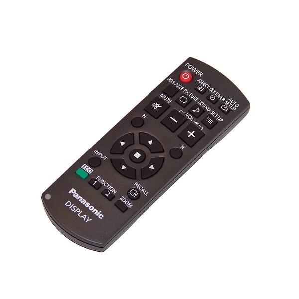 NEW OEM Panasonic Remote Control Originally Shipped With TH80LF50, TH80LF50U