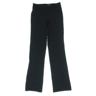 Studio M Womens Juliane Bootcut Pants Twill Flat Front