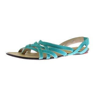 Joe's Jeans Womens Kinsley Suede Casual Thong Sandals