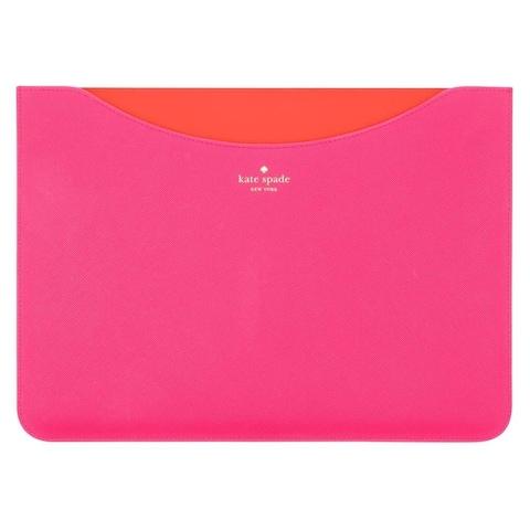 Kate Spade Slip Sleeve Case for Microsoft Surface Pro Pro 4 Pro 3 Pink