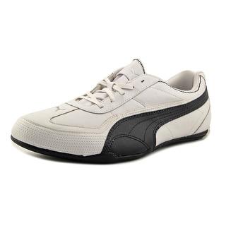 Puma Alsten III L    Round Toe Leather  Sneakers