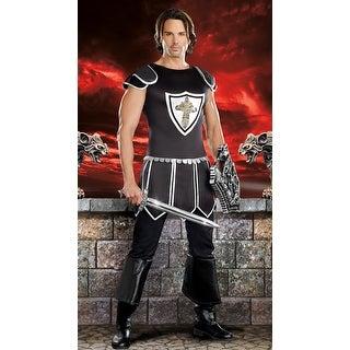 Mens One Hot Knight Costume, Mens Knight Costume