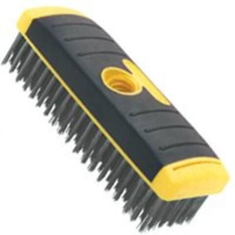 "Allway Tool SB619 Wire Brush, 6"" x 19"""