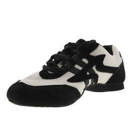 Sansha Womens Suede Sport Dance Shoes - 4