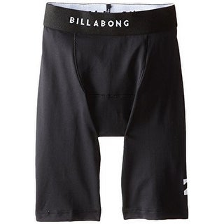 Billabong Womens ALL DAY UNDERSHORT, BLACK, 14