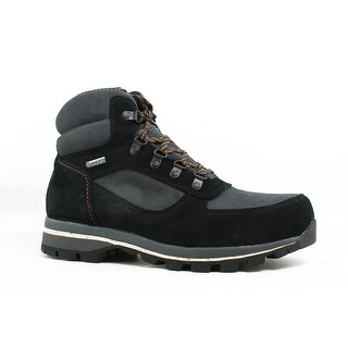 Rocky Mens Rks03168.5W Black Hiking Boots Size 8.5 (E, W)