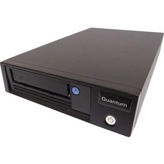 """Quantum TC-L52BN-AR-C Quantum LTO-5 Half Height Model C Drive - LTO-5 - 1.50 TB (Native)/3 TB (Compressed) - 6Gb/s SAS1/2H"