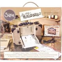 Sizzix Vagabond 2 Machine Inspired By Tim Holtz