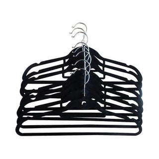 Closet Spice Velvet Suit Hangers - Set of 40