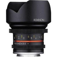 12mm T2.2 Cine Super Wide Angle Lens for Micro Four Thirds Mount