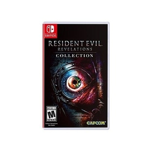 Capcom 41001 Resident Evil Revelations Collection Nintendo Switch Standard Edition