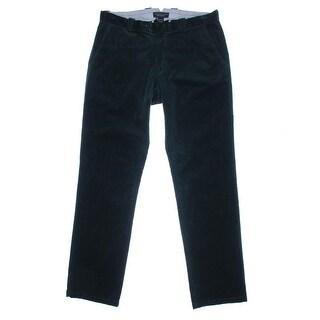 Private Label Mens Corduroy Slit Pockets Pants