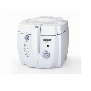 Presto Cool Daddy Cool Touch Electric Deep Fryer