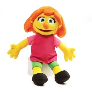 """Sesame Street 14"""" Julia Character Plush - Multi"""